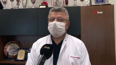 Kovid-19 pandemisi ile mücadele eden Kartal DR. Lütfi Kırdar Şehir Hastanesi'ne dijital röntgen cihazı bağışı