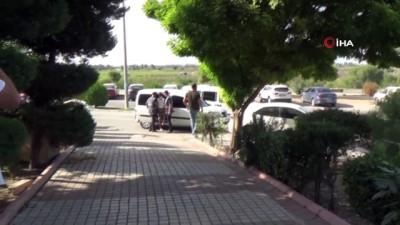 Adana'da genç kızı taciz eden şüpheli adliyeye sevk edildi