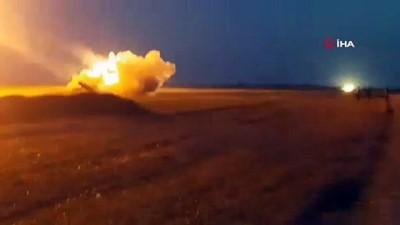 - Azerbaycan, Ermenistan ordusuna ait hedefleri yok etti - Ermenistan ordusu Terter'de sivil yerleşim birimlerini hedef almaya devam ediyor