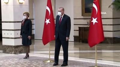 - Cumhurbaşkanı Erdoğan, Malta Büyükelçisini kabul etti