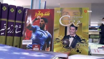 İran konsolosu Halk kütüphanesine bin kitap bağışladı