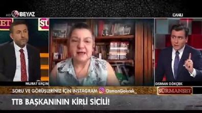 beyaz tv - Osman Gökçek'ten TTB'ye sert tepki!