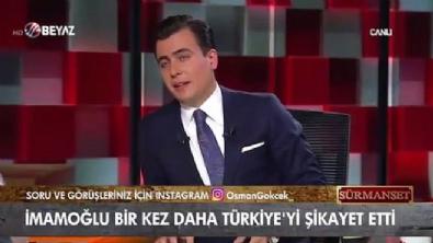 Osman Gökçek; 'Türkiye'de demokrasi yoksa sen nasıl seçildin İmamoğlu?'