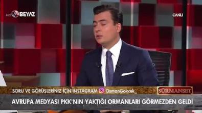 beyaz tv - PKK yaktı diyemediler (1)