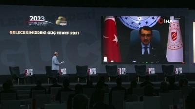 """Bakan Dönmez: """"Akdeniz'de doğalgaz arama çalışmalarımıza devam ediyoruz"""""""