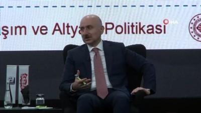 Bakan Karaismailoğlu: 'Mikromobilite ve akıllı şehirler konusu gündemimizin 1'inci sırasında yer alıyor'