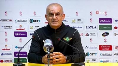 Ercan Kahyaoğlu: 'Üzülen taraf olduk'