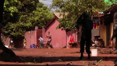 - Gine Cumhuriyetinde seçim karşıtı protesto: 9 ölü