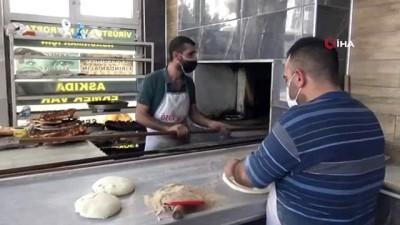 MHP lideri Bahçeli'nin askıda ekmek çağrısına Siverek'ten destek