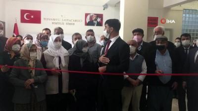 hukumet konagi -  Tufanbeyli'de 'Şehitlik Köşesi' açıldı