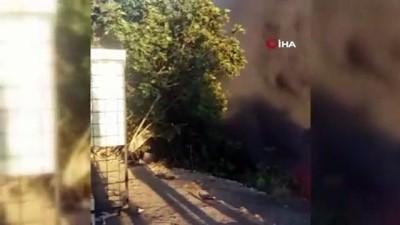 fabrika -  Başakşehir'de fabrika yangını...Gökyüzünü siyah dumanlar kapladı