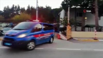 Çanakkale'de kaçak içki operasyonu: 5 gözaltı