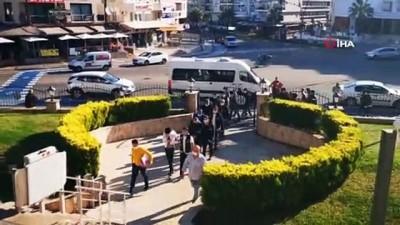 İnsan tacirlerinden 8'i tutuklandı