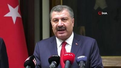 Sağlık Bakanı Koca: 'Korona virüs salgını tüm ülkede yeniden tırmanışa geçmiş durumdadır'