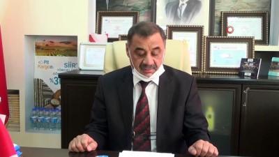 Siirt'te PTT'den 180. müşteriye kuruluş yıldönümü hediyesi