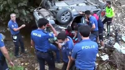 Anne ve kızı feci kazada hayatını kaybetti