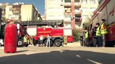 Diyarbakır İtfaiyesi bir yılda 5 bin 892 olaya müdahale etti