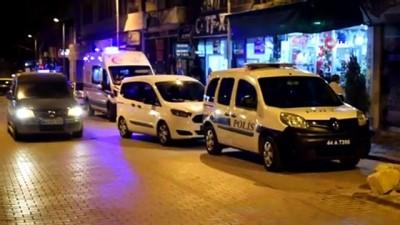 koah -  Malatya'da bir kişi otel odasında ölü bulundu