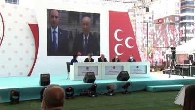 Milliyetçi Hareket Partisi Ankara İl Başkanlığı 13. Olağan Kongresi yapıldı