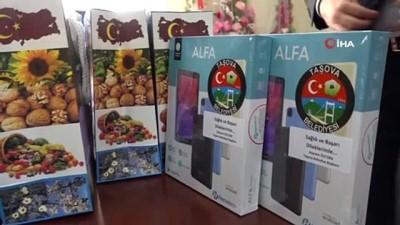 - Başkanı Öztürk'ten tablet kampanyasına destek