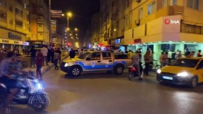 İskenderun'da çatışma ve patlama: 1 polis yaralı