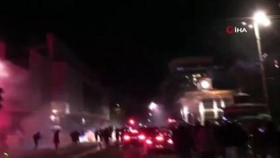 - İtalya'da sokağa çıkma yasağına karşı protestolar devam ediyor