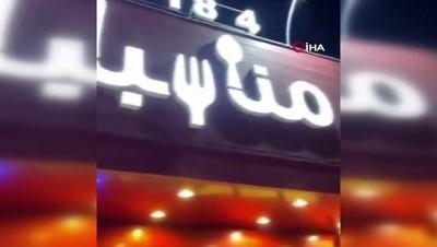 - Kuveyt'te Macron'un fotoğrafı bir restoranın giriş zeminine yapıştırıldı