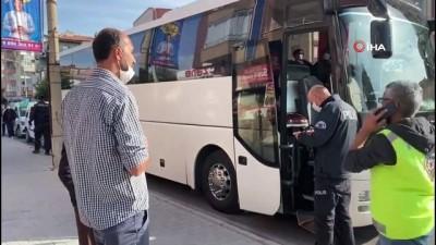 - Mahalle arasına kaçan kaçak göçmenleri polis yakaladı