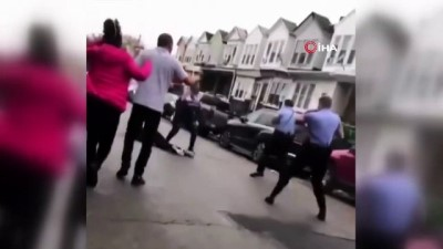 - ABD'de siyahilere polis şiddeti