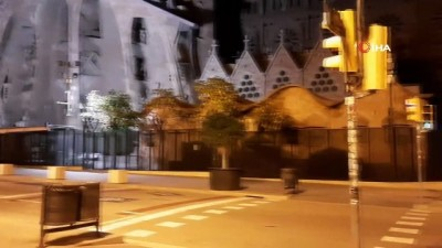 - Barselona sessiz kente döndü