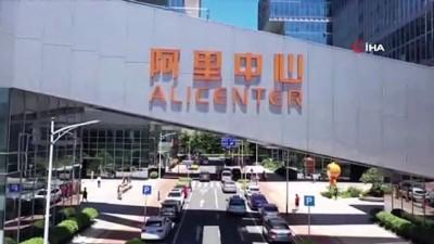 - Çinli Ant Group dünyanın en büyük halka arzında 34 milyar ABD doları toplayacak