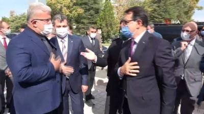 - Enerji ve Tabii Kaynaklar Bakanı Dönmez Aksaray'da