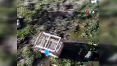Kayseri'de yasa dışı av yapan 6 kişiye 183 bin TL para cezası kesildi