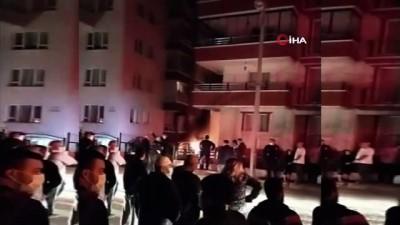 - Ankara'da doğalgaz patlaması: 3 yaralı