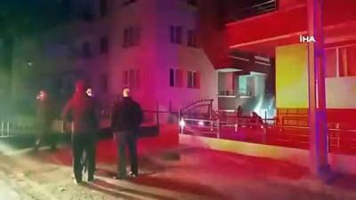 - Ankara'nın Mamak ilçesinde bir binada doğalgaz patlaması meydana geldi... Yaralılar var, olay yerine sağlık ve itfaiye ekipleri sevk edildi