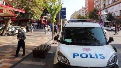 diyalog -  Polis ekipleri maske denetimlerine hız kesmeden devam ediyor
