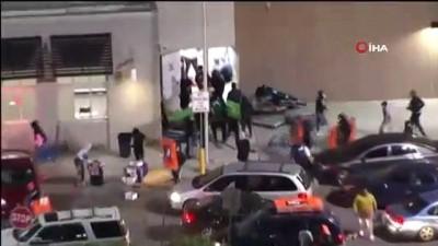 - Polisin öldürdüğü Wallace'ın ardından başlayan protestolar ikinci gününde - Philadelphia'da mağazalar yağmalandı