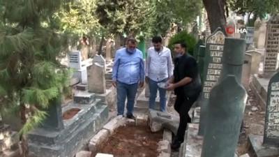peygamber -  Şanlıurfa'da mezarlıklarda kandil yoğunluğu