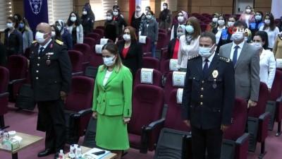 Uşak'ta 'En iyi narkotik polisi anne' projesi tanıtıldı