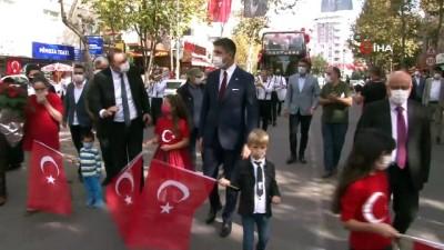 milli bayramlar -  29 Ekim Cumhuriyet Bayramı Kartal'ın sokaklarında coşkuyla kutlandı