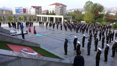 Cumhuriyet Bayramı'nın 97. yıl dönümü Bartın'da törenle kutlandı