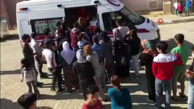 Elazığ'da yangın 8 aylık bebek öldü, 2 çocuk yaralandı