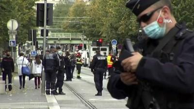- Fransa'nın Nice kentindeki saldırıda bilanço ağırlaşıyor - Ölü sayısı 3'e yükseldi