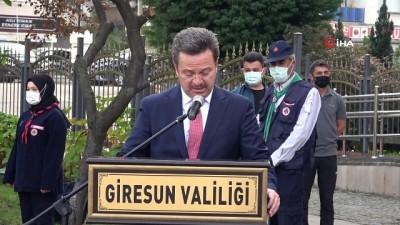 Giresun'da 29 Ekim Cumhuriyet Bayramı kutlandı