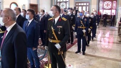 İstanbul Valiliği'nde 29 Ekim Cumhuriyet Bayramı töreni gerçekleşti