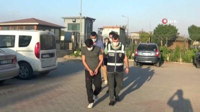 Kırıkhan'da uyuşturucu operasyonuna 3 tutuklama