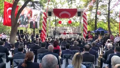 Vali Gül, Cumhuriyet Bayramı tebriklerini kabul etti