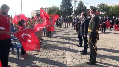 kurtulus savasi -  Vali Pehlivan, 29 Ekim Cumhuriyet Bayramı kutlamalarında konvoya katıldı