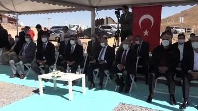 AK Parti'li Özhaseki Erciyes'te otel temel atma töreninde konuştu - KAYSERİ