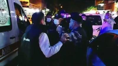 Kahramanmaraş'ta silahlı saldırı: 1'i ağır 2 yaralı